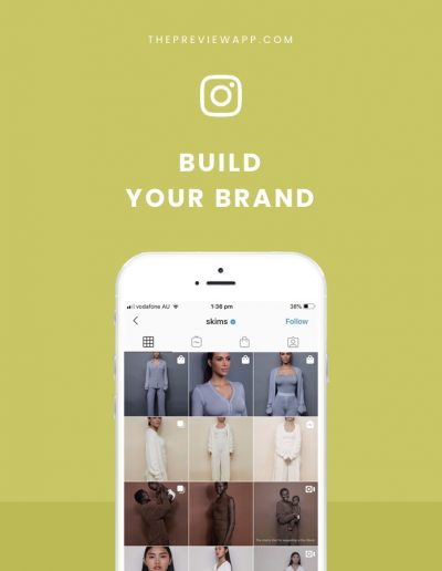 How to Build a Brand on Instagram?