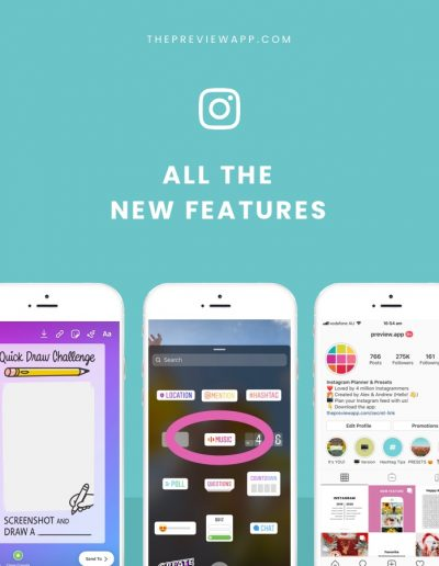 New Instagram Features: All the Instagram Updates