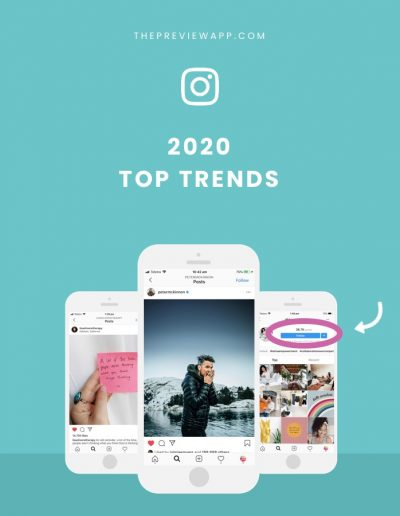 Instagram Trends 2020