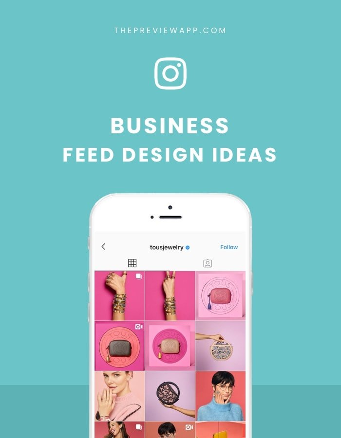 Instagram Feed ideas for Business