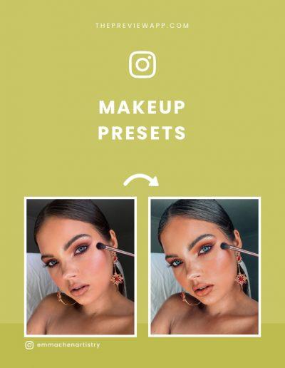 Presets for Makeup Artists