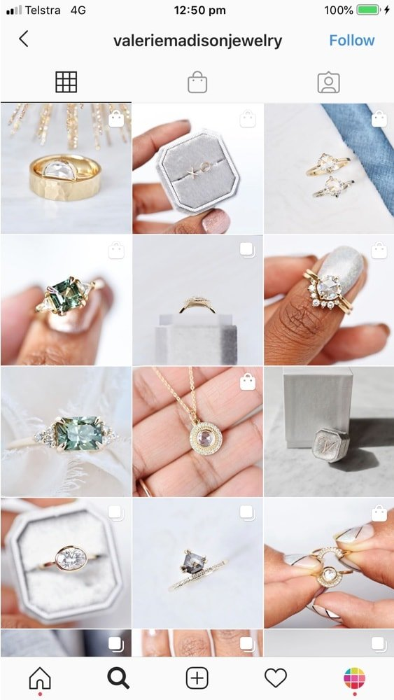 22 Stunning Instagram Feed Ideas For Jewelry Business