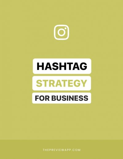 Instagram Hashtag Strategy for Business