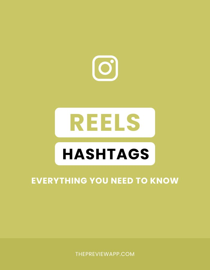 Instagram Reels Hashtags