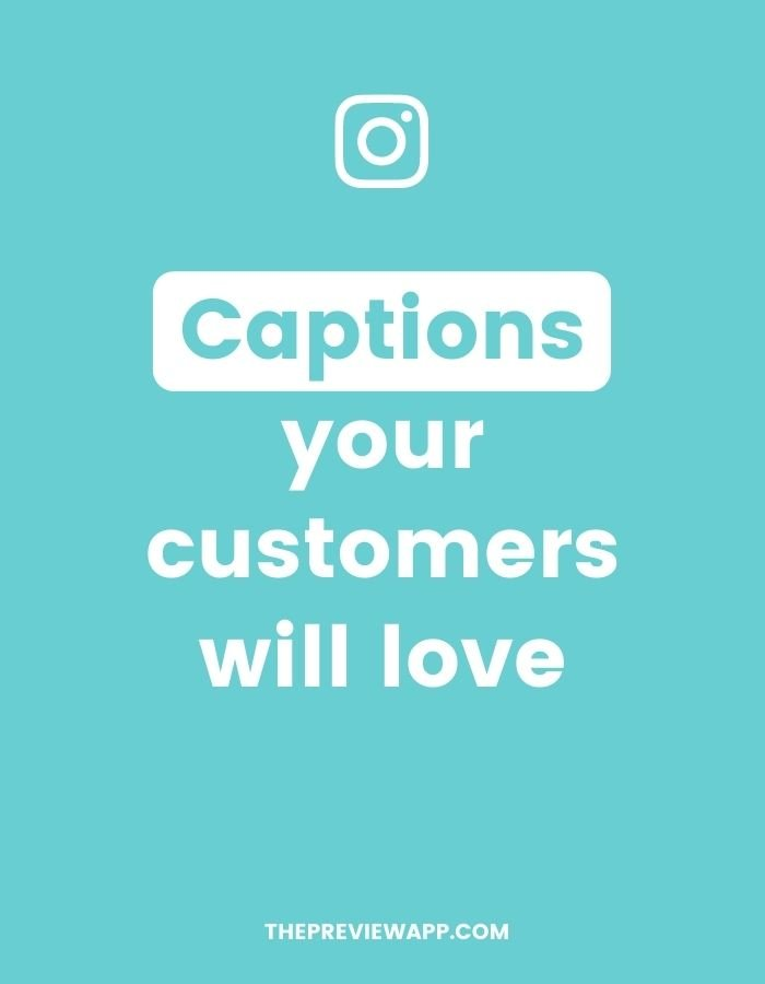 Instagram captions for business