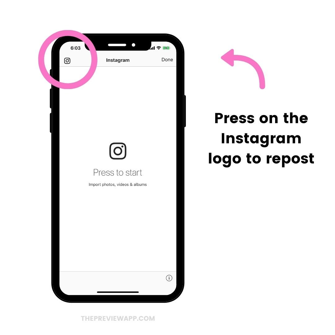 How to Repost Instagram Reels