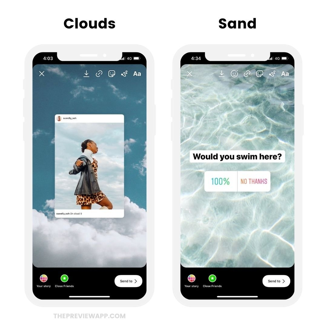 Free Instagram Story Background Templates and Wallpapers
