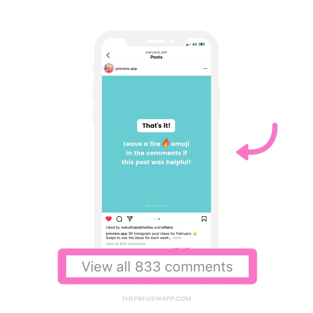 How to get more comments on Instagram