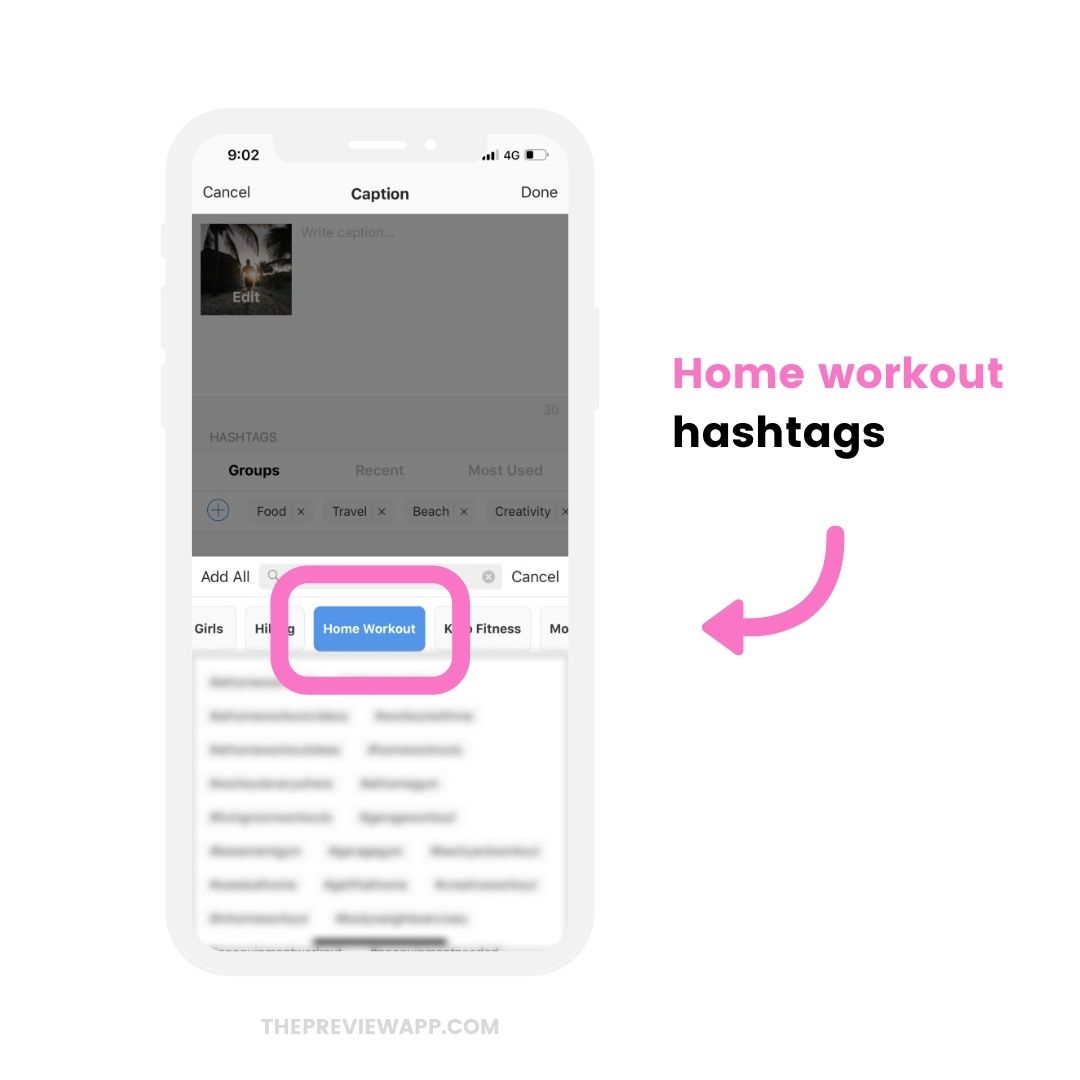 Instagram hashtags for fitness bloggers and fitness lovers