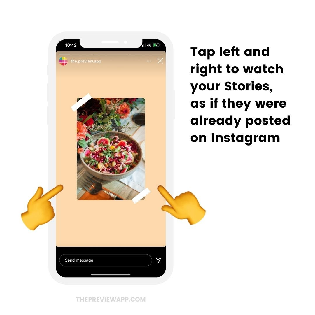 The official Instagram Story Dimensions