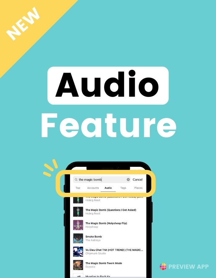 How to use Audio feature on Instagram like a BOSS
